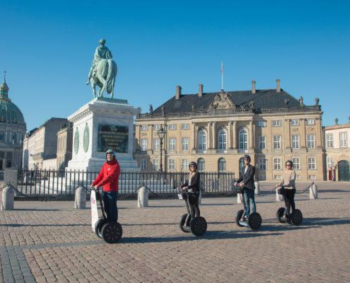 Segway Amalienborg