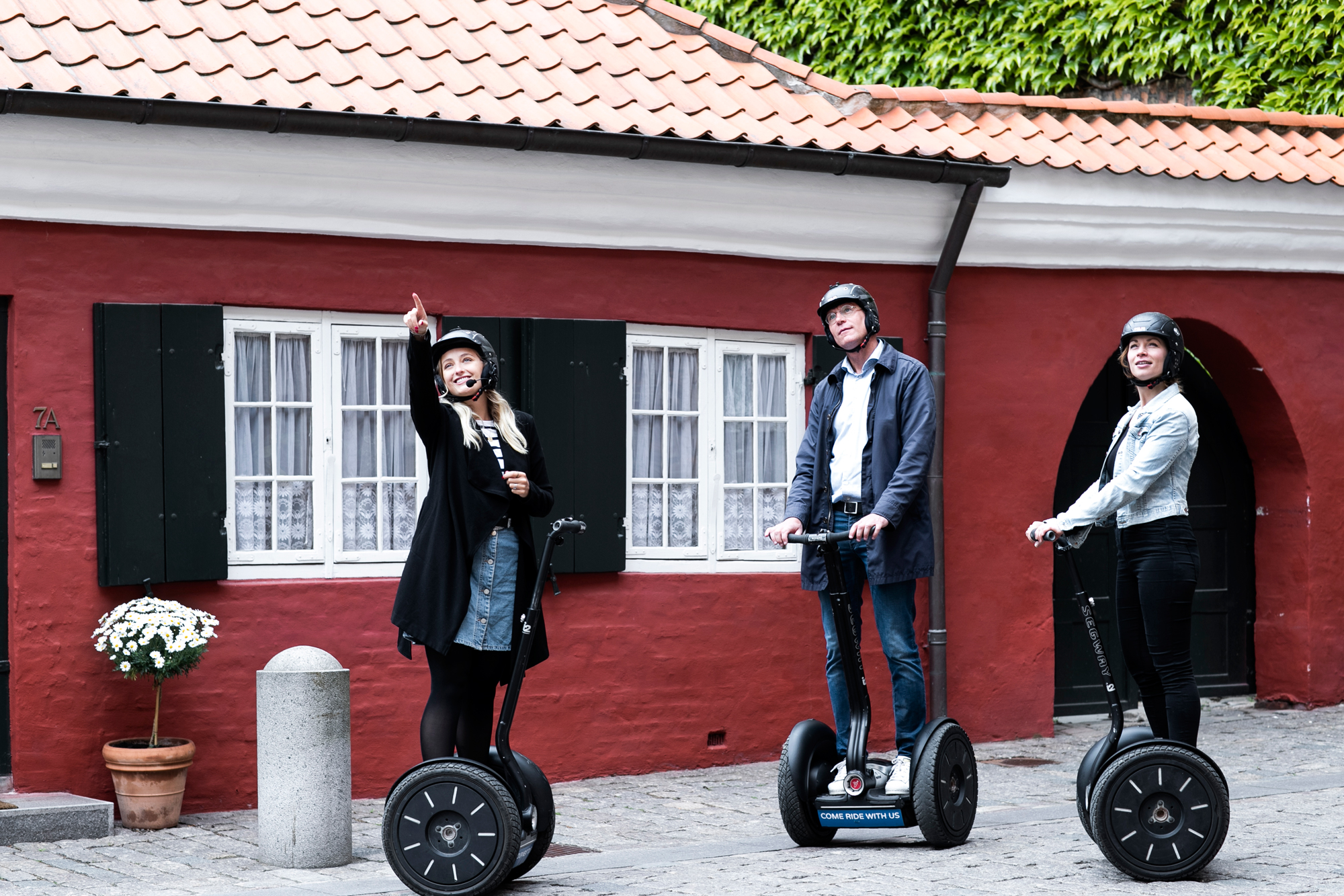 Segway Tours Copenhagen 2 hour