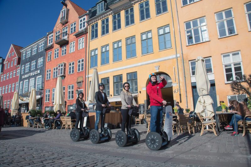 Nyhavn Colorful Copenhagen Segway