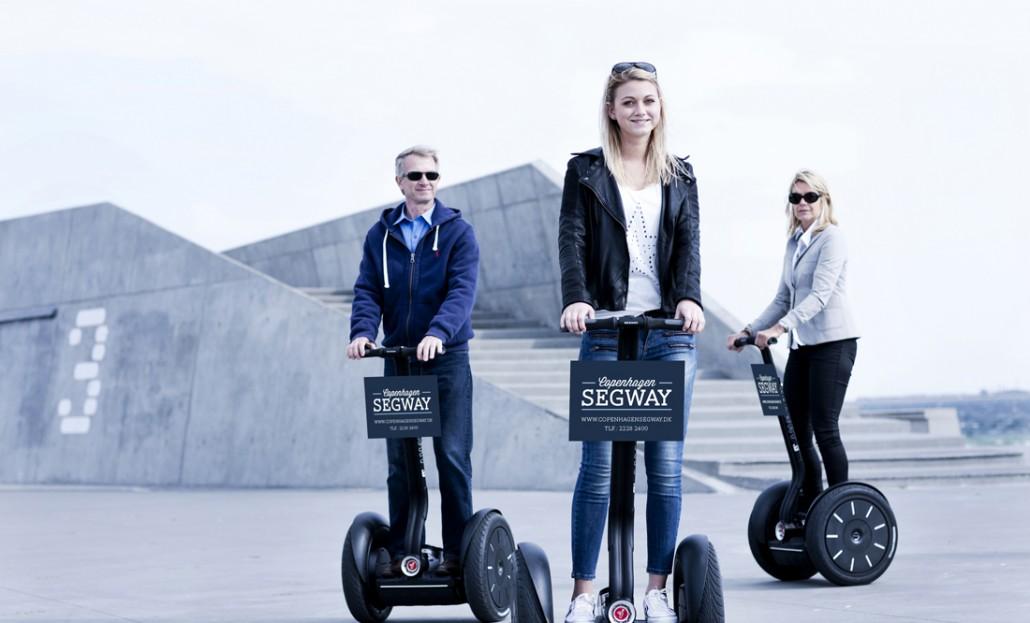 Rent a Segway Amager Strand or Copenhagen Beach