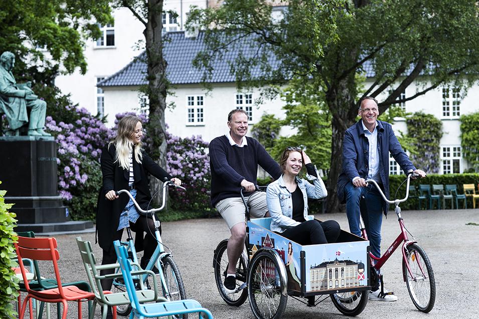 Private Bike Tour